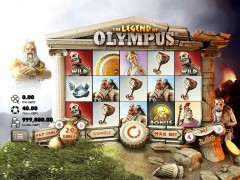The Legend of Olympus slotsgames77.com Rabcat Gambling 1/5