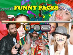 Funny Faces slotsgames77.com Wirex Games 1/5