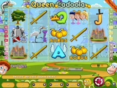 Queen Cadoola slotsgames77.com Wirex Games 2/5
