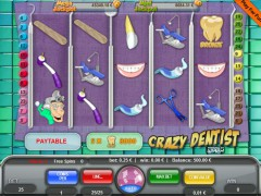 Crazy Dentist slotsgames77.com Wirex Games 1/5