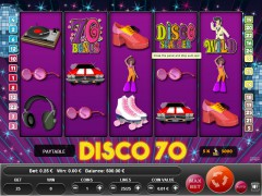 Disco Seventies slotsgames77.com Wirex Games 1/5
