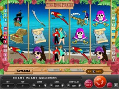 Pink Rose Pirates slotsgames77.com Wirex Games 1/5