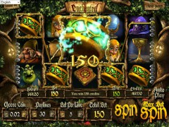 Enchanted slotsgames77.com Betsoft 4/5