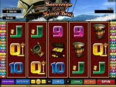 Sovereign Of The Seven Seas slotsgames77.com Microgaming 1/5