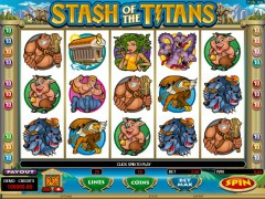 Stash Of The Titans - Microgaming
