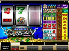Cash Crazy slotsgames77.com Microgaming 2/5