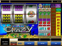 Cash Crazy slotsgames77.com Microgaming 3/5