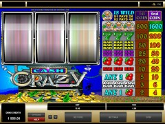 Cash Crazy slotsgames77.com Microgaming 4/5
