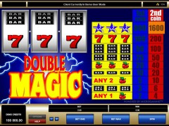 Double Magic slotsgames77.com Microgaming 1/5