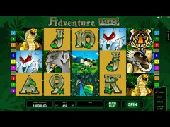 Adventure Palace - Microgaming