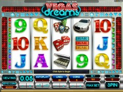 Vegas Dream slotsgames77.com Microgaming 1/5