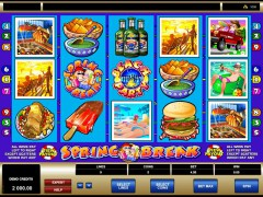 Spring Break - Microgaming
