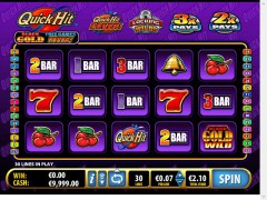 Quick Hit Black Gold slotsgames77.com Bally 1/5