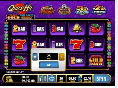 Quick Hit Black Gold slotsgames77.com Bally 3/5