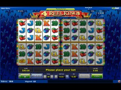 4 king cash slotsgames77.com Greentube 1/5