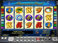 Mermaids pearl slotsgames77.com Greentube 1/5