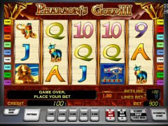 Pharaohs gold III - Greentube