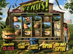 It Came From Venus Jackpot slotsgames77.com Betsoft 1/5