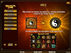 Shaolin Spin slotsgames77.com iSoftBet 5/5
