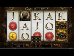 Game of Thrones 243 Ways slotsgames77.com Microgaming 1/5