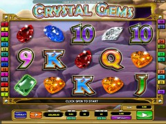 Crystals Gems - Microgaming