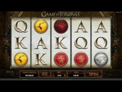 Game of Thrones Lines slotsgames77.com Microgaming 1/5