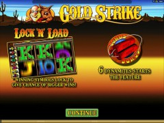 Gold Strike slotsgames77.com Microgaming 1/5