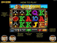 Gold Strike slotsgames77.com Microgaming 4/5