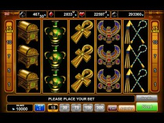 Rise of Ra slotsgames77.com Euro Games Technology 1/5
