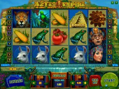 Aztec Empire slotsgames77.com Playson 1/5
