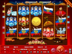 Russia 9 Lines - Wirex Games