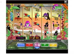 Pink Rose Pirates 40 Lines - Wirex Games