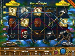 Pirates Night 9 Lines slotsgames77.com Wirex Games 1/5