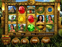 Aztec Treasures 3D slotsgames77.com Greentube 1/5
