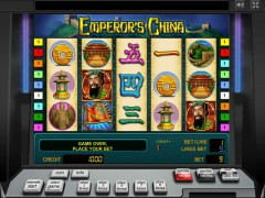 Emperor`s China slotsgames77.com Greentube 1/5