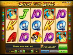 Quest for Gold - Novoline