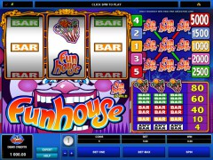 Fun House slotsgames77.com Microgaming 1/5