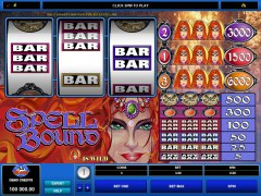Spell Bound - Microgaming