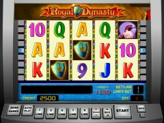 Royal Dynasty slotsgames77.com Greentube 1/5