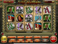 Time Warriors slotsgames77.com iSoftBet 1/5