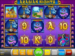 Arabian Nights - SGS Universal