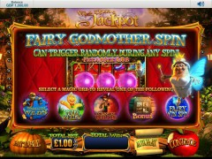 Wish Upon A Jackpot slotsgames77.com Blueprint Gaming 1/5