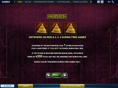 The Pyramid of Ramesses slotsgames77.com Playtech 3/5