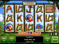 Rumble in the Jungle slotsgames77.com Gaminator 1/5