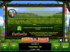 Rumble in the Jungle slotsgames77.com Greentube 4/5