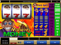 Monkey's Money - Quickfire