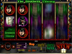 The Brothers Thieves slotsgames77.com iSoftBet 3/5