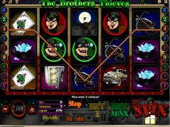 The Brothers Thieves slotsgames77.com iSoftBet 4/5
