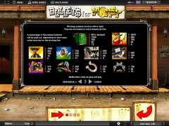 Bullets for Money slotsgames77.com Espresso Games 4/5