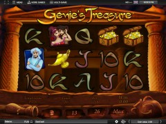 Genie's Treasure - Espresso Games